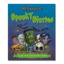 My Treasury of Spooky Stories: Joff Brown