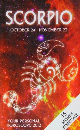 Scorpio (Horoscopes 2012)