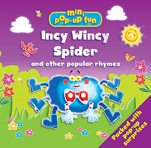 Incy Wincey Spider (Mini Pop Ups)
