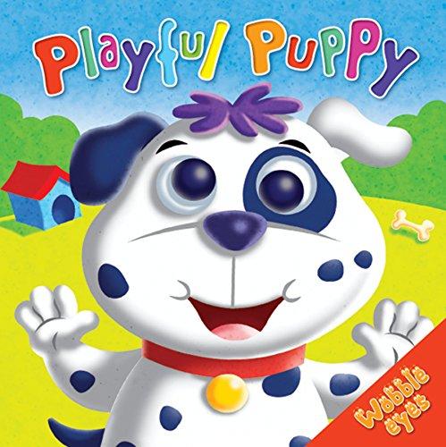 9780857349927: Playful Puppy (Wobbly Eyes)