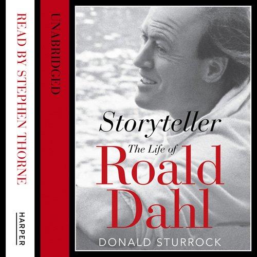 9780857354051: Storyteller: the Life of Roald Dahl Cass