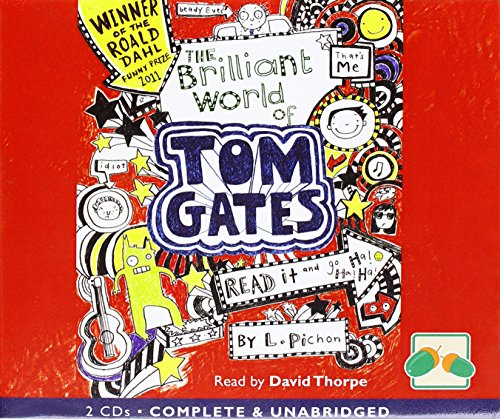 9780857356765: The Brilliant World Of Tom Gates