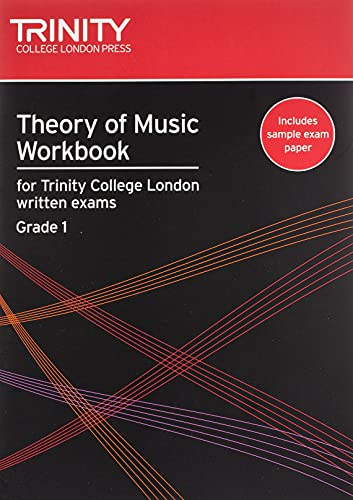 9780857360007: Theory of Music Workbook Grade 1 (Trinity Guildhall Theory of Music)