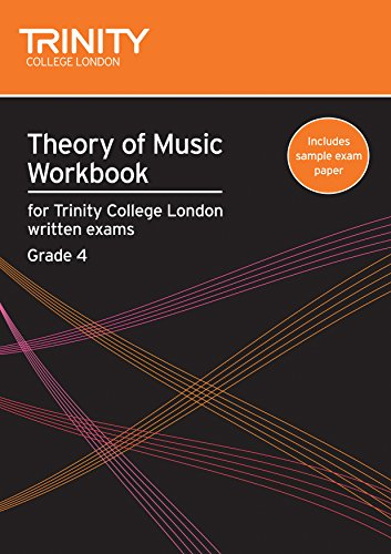 9780857360038: Theory of Music Workbook Grade 4 (Trinity Guildhall Theory of Music)
