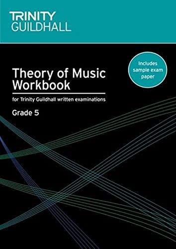 9780857360045: Theory of Music Workbook Grade 5 (Trinity Guildhall Theory of Music)
