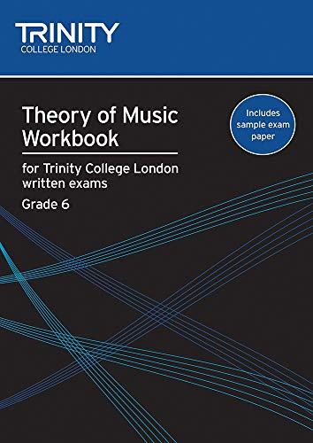 9780857360052: Theory of Music Workbook Grade 6 (Trinity Guildhall Theory of Music)