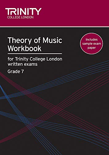 9780857360069: Theory of Music Workbook Grade 7 (Trinity Guildhall Theory of Music)