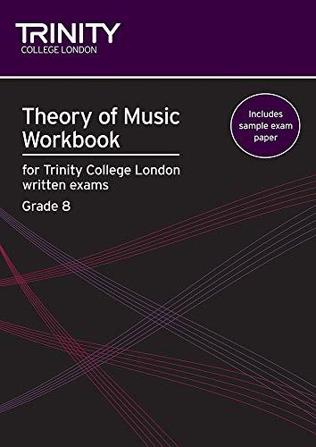 9780857360076: Theory of Music Workbook Grade 8 (Trinity Guildhall Theory of Music)