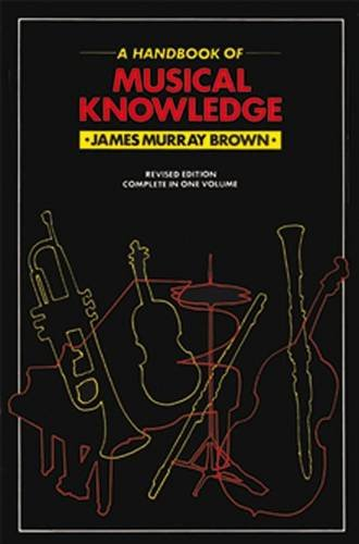 9780857360151: Handbook of Musical Knowledge (Trinity Guildhall Theory of Music)