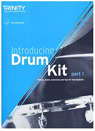 9780857360182: Introducing Drum Kit part 1 (Trinity College London) (Trinity Guildhall Drum Kit)