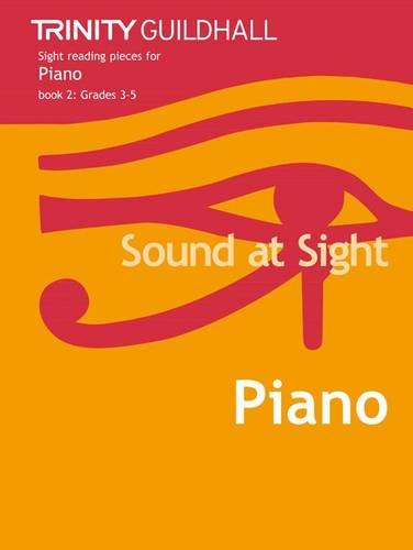 9780857360410: Sound at Sight Piano: Grades 3-5 Bk. 2: Sample Sight Reading Tests for Trinity Guildhall Examinations (Sound at Sight: Sample Sightreading Tests)