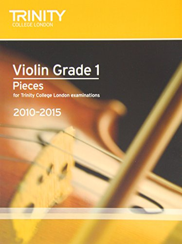 Violin Exam Pieces Grade 1 2010-2015 (score: Trinity Guildhall