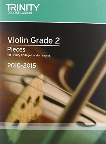 9780857360519: Violin Exam Pieces Grade 2 2010-2015 (score + Part)