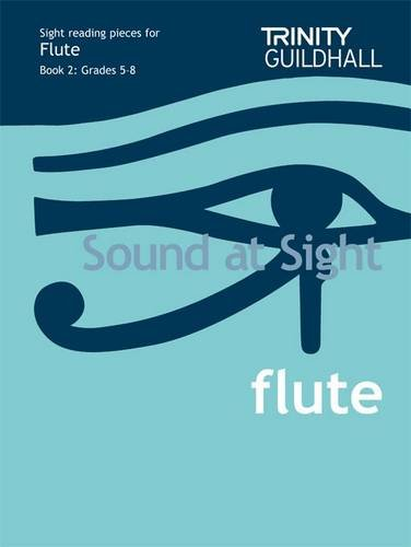 9780857360991: Sound at Sight Flute Book 2: Grades 5-8: Sample Sight Reading Tests for Trinity Guildhall Examinations