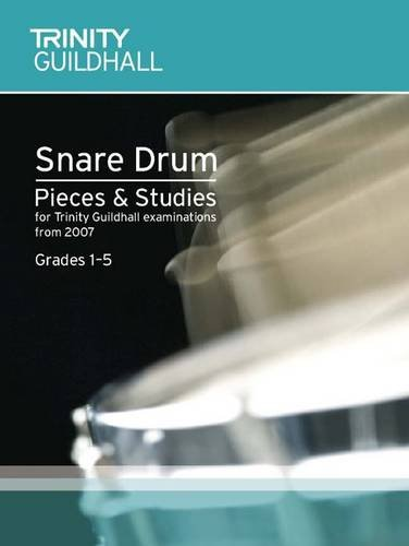 9780857361127: Percussion Exam Pieces & Studies Snare Drum Book 1: Grades 1-5