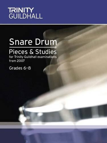 9780857361134: Percussion Exam Pieces & Studies Snare Drum Book 2: Grades 6-8