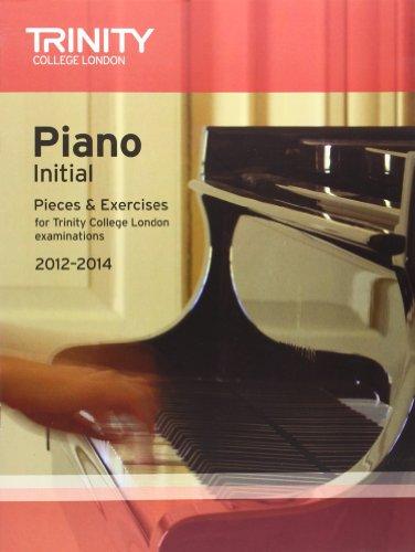 9780857361486: Piano Initial (Trinity Piano Examinations)