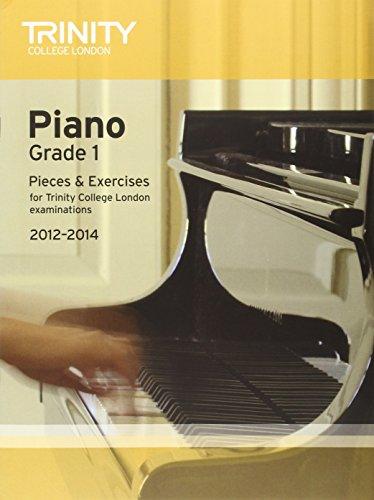 9780857361493: Piano Grade 1 (Trinity Piano Examinations)