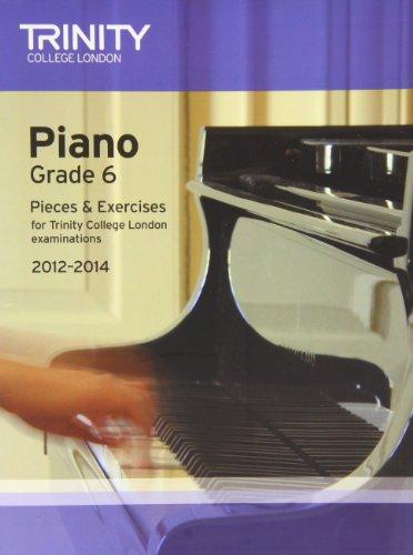 9780857361547: Piano Grade 6 2012-14