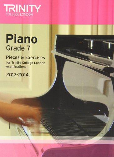 9780857361554: Piano Grade 7