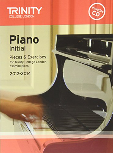 9780857361578: Piano Initial (Trinity Piano Examinations)