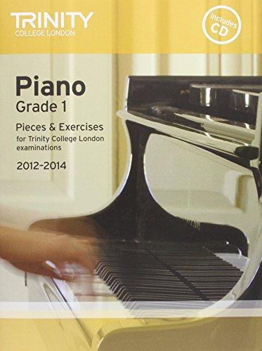 9780857361585: Piano Grade 1 (Trinity Piano Examinations)