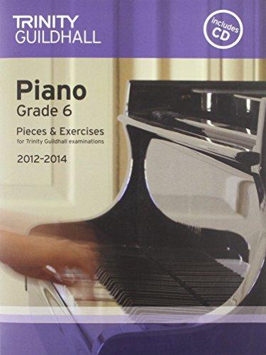 9780857361639: Piano Grade 6 2012-14