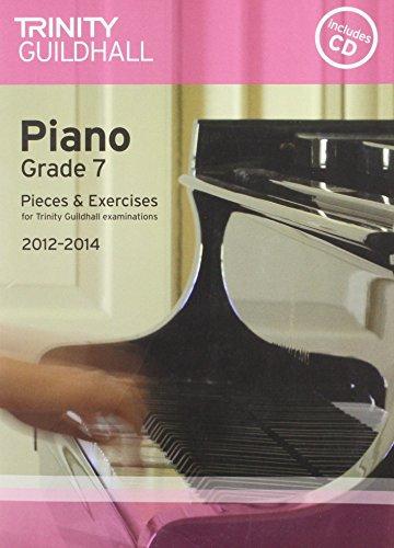 9780857361646: Piano Grade 7 2012-14