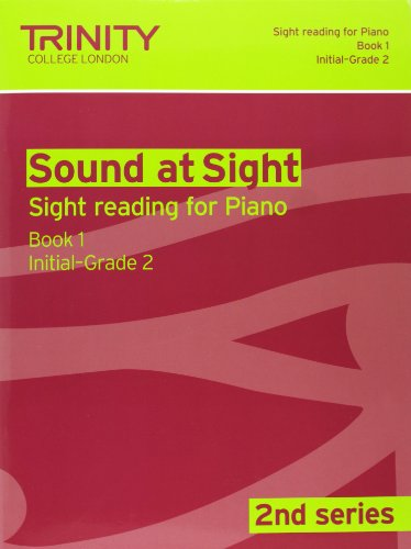 9780857361660: Sound at Sight Piano: Initial-Grade 2 Bk. 1 (Sound at Sight: Sample Sightreading Tests Second Series)