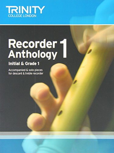 9780857361714: Recorder Anthology (Initial-Grade 1): Score & Part Book 1