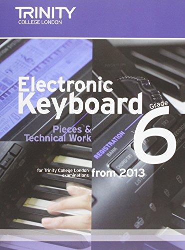 9780857361806: Electronic Keyboard Grade 6 2013