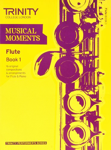9780857361905: Musical Moments Flute Book 1 (Trinity Performers Series)