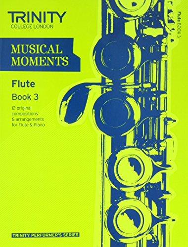 9780857361929: Musical Moments Flute: Book 3