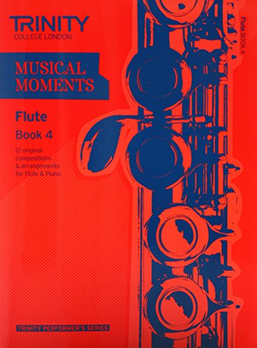 9780857361936: Musical Moments Flute: Book 4