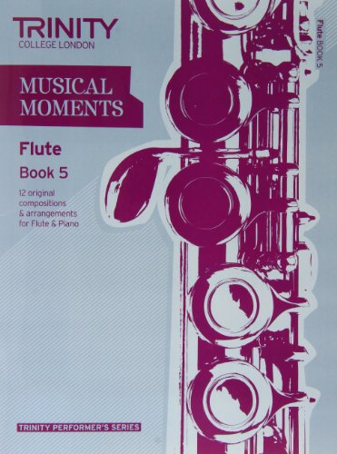 9780857361943: Musical Moments Flute (Trinity Performers Series)