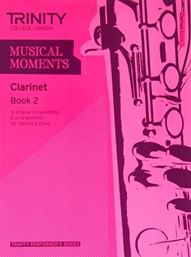 9780857361967: Musical Moments Clarinet