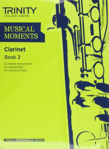 9780857361974: Musical Moments Clarinet