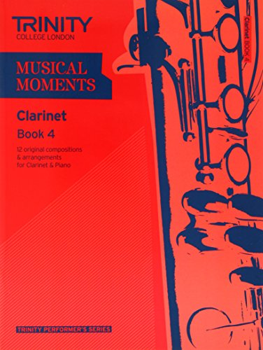9780857361981: Musical Moments Clarinet (Trinity Performers Series)