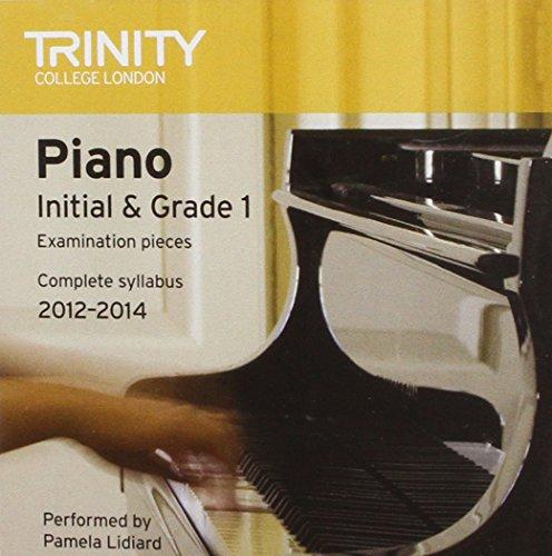 9780857362100: Piano Initial Grade 1 201214 CD