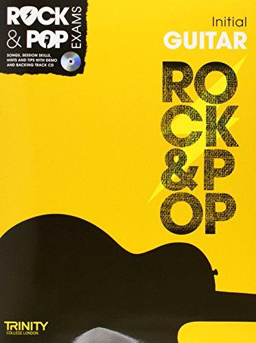 9780857362186: Trinity Rock & Pop Exams: Guitar Initial Grade