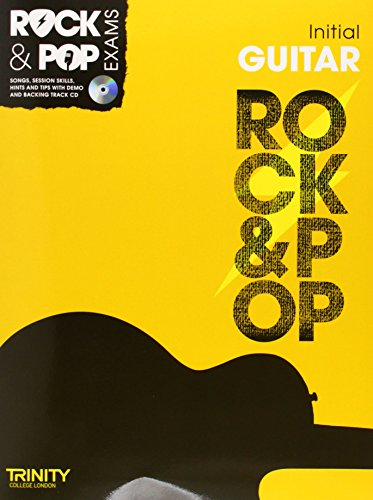 9780857362186: Trinity Rock & Pop Exams: Guitar Initial Grade