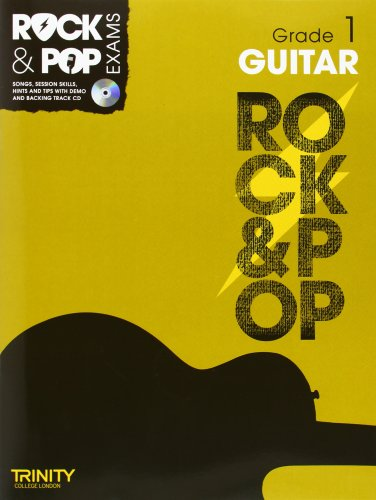 9780857362193: Trinity Rock & Pop Exams: Guitar Grade 1
