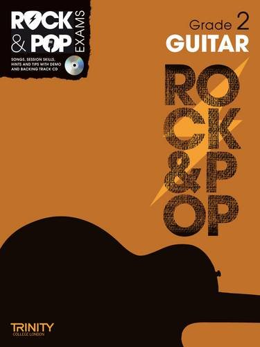9780857362209: Trinity Rock & Pop Exams: Guitar Grade 2