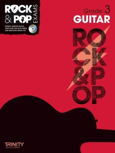 9780857362216: Trinity Rock & Pop Exams: Guitar Grade 3