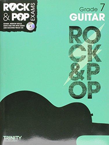 9780857362254: Trinity Rock & Pop Exams: Guitar Grade 7