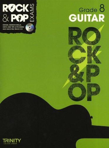 9780857362261: Trinity Rock & Pop Exams: Guitar Grade 8