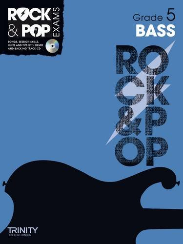 9780857362322: Trinity Rock & Pop Bass Grade 5