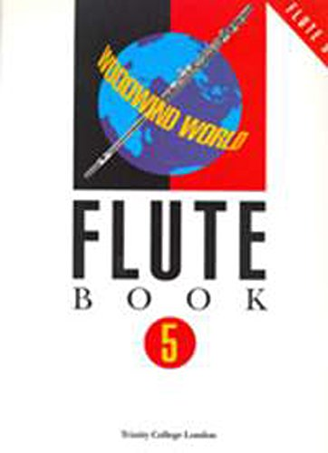 9780857362797: Woodwind World Flute Bk 5 Flute Pno