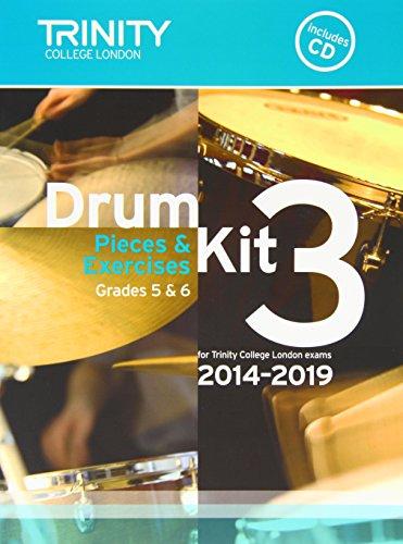 9780857363152: Drum Kit 2014-2019 Book 3 Grades 5 & 6