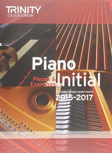 9780857363183: Piano Initial 2015-2017: Pieces & Exercises